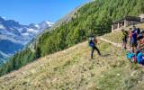 il gruppo di Giroparchi Nature Trail 2021