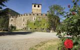 Spianata del castello di Introd