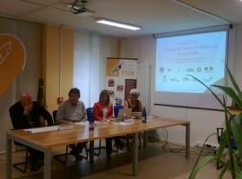 Conferenza stampa finale progetto ITER