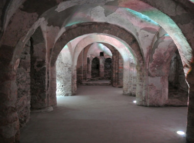 Cripta di Saint-Léger