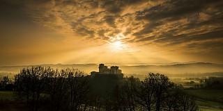 Torrechiara, Luci al tramonto - Lara Zanarini